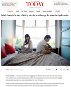 Erectile Dysfunction Today Article